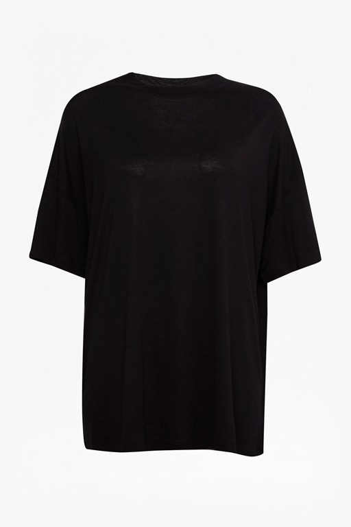 Complete the Look Viscose Crew Neck T-Shirt