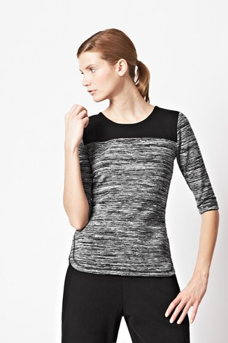 City Space Jersey Top