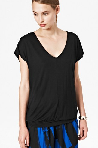 Mischa V-Neck Top