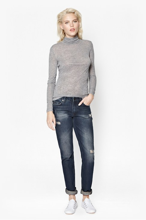 Melina Roll Neck Jumper
