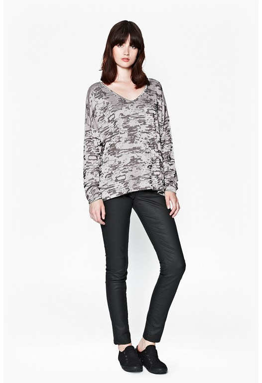 Stable Jacquard Top