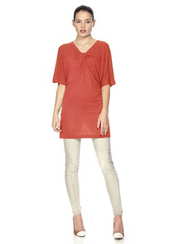 Arabesque Twisted Tee