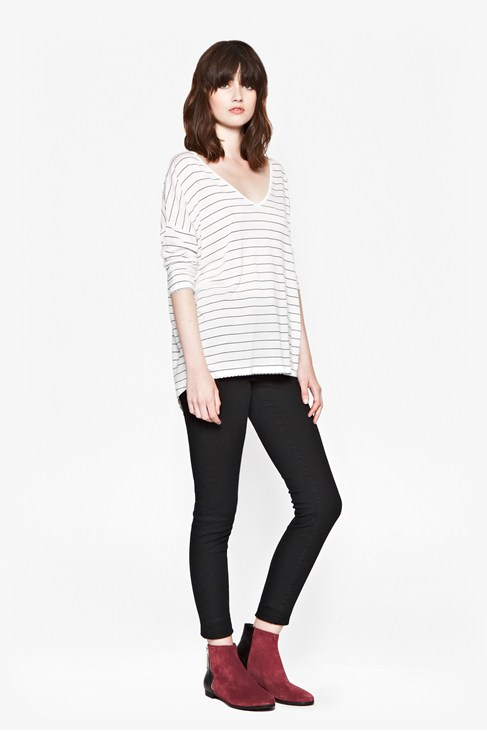 Sonny Striped Top