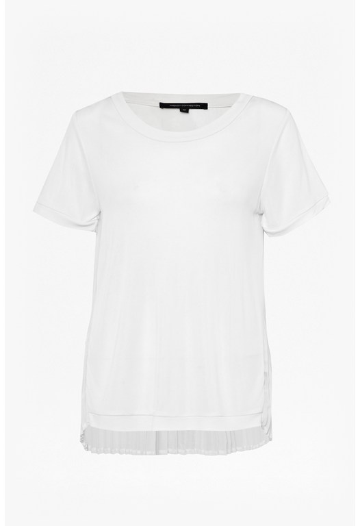 Karla Pleated Top