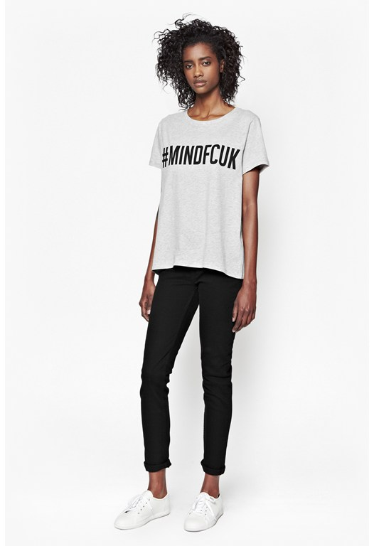 #Mindfcuk Cotton T-Shirt