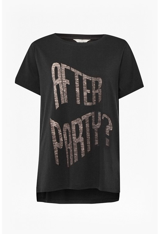 After Party Longline T-Shirt