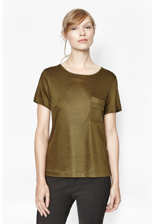 Fast Nina Pocket T-Shirt