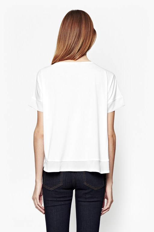 Complete the Look Plain Loose Fit Top
