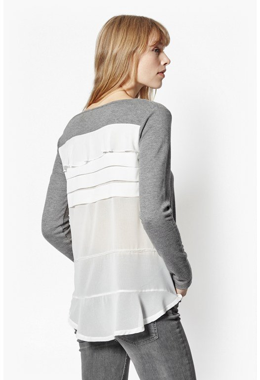 Grace Pleated Top