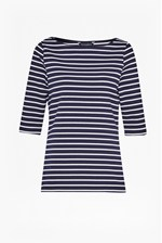 Looks Great With Tilly Stripe Cotton Top