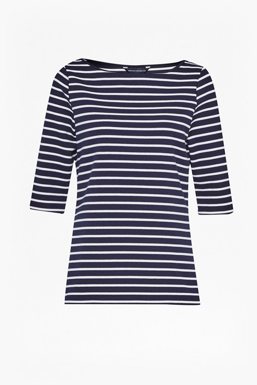 Complete the Look Tilly Stripe Cotton Top