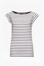 Looks Great With True Stripes Cotton T-Shirt