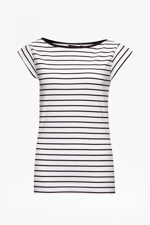 Complete the Look True Stripes Cotton T-Shirt