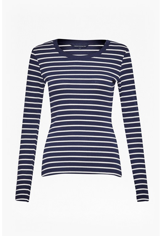 Duty Stripe Cotton Top