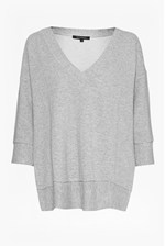 Looks Great With Spring Sudan Ribbed Jersey Jumper