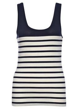 Matelot Stripe Vest Top