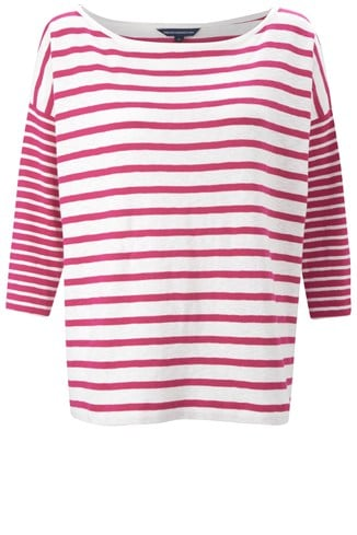 French Connection Sardinia Stripe Tee