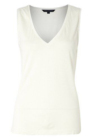 Attia Jersey Sleeveless Top