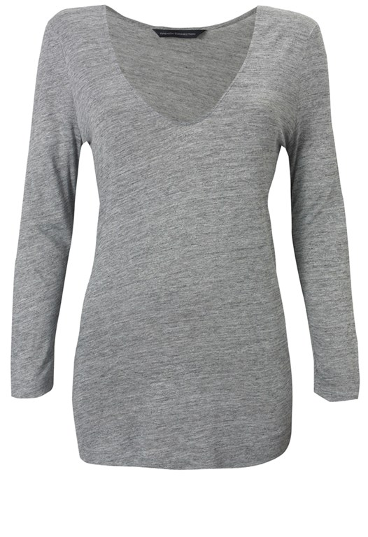 Vermont Viscose Long Sleeve Tee