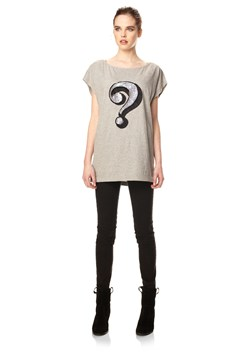 Question Mark Oversized Tee