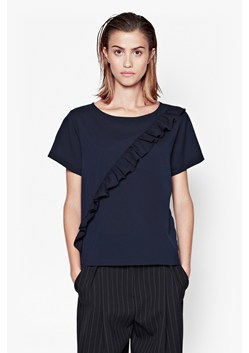 Polly Frilled T-Shirt