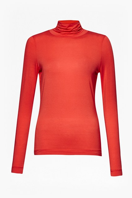 Pippa Polo Roll Neck Top