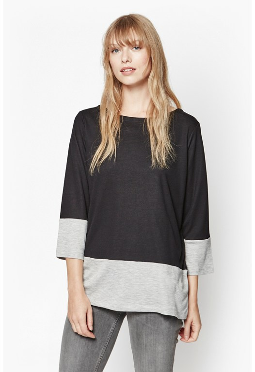 Manhattan Colour Block Top