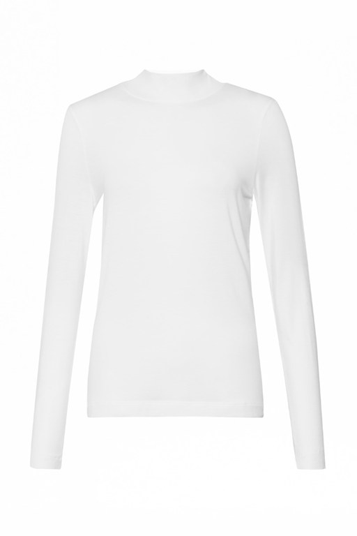 Complete the Look Lexy Mock Neck Top