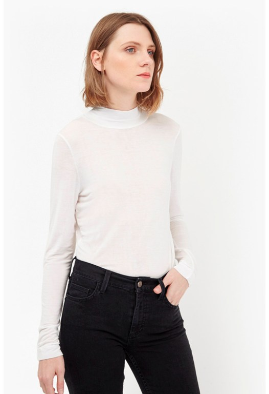 Lexy Mock Neck Top