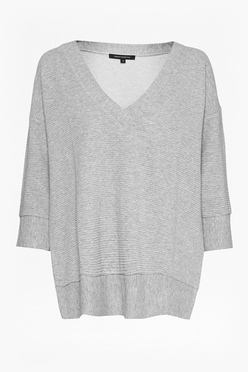 Complete the Look Spring Sudan Ribbed Jersey Jumper