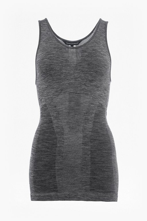 Complete the Look Moto Cross Seamless Vest Top