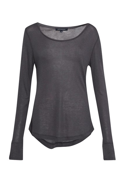 Superflux Wool Long Sleeve Top