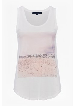 Kawame Jersey Printed Vest Top