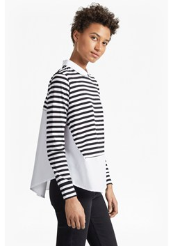 Fresh Tim Tim Striped Layer Top