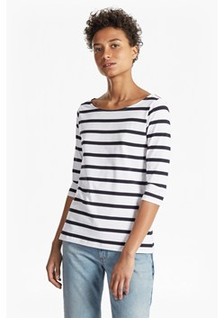 Tim Tim Stripe 3/4 Length Sleeve Top