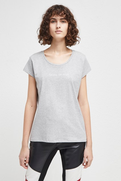 Feisty As Fcuk Short Sleeved T-Shirt