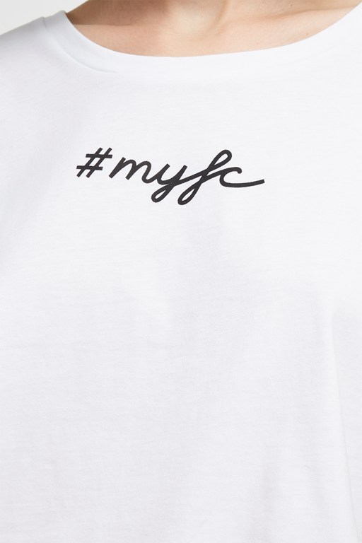 Complete the Look #MyFC Script T-Shirt