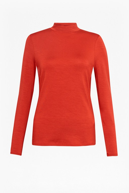 Complete the Look Fira Slinky Jersey Top