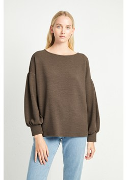 Ellen Texture Balloon Sleeve Jumper