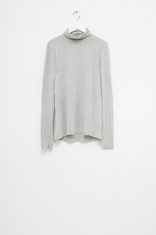 Complete the Look Venetia Jersey Roll Neck Top