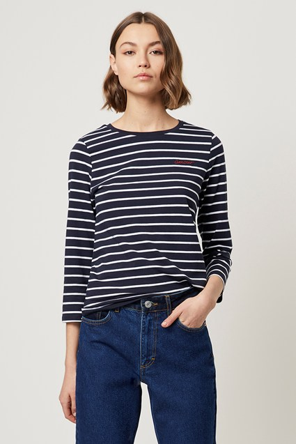 Tim Tim Amour 3/4 Sleeve Top