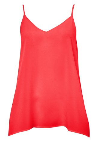 Polly Plains Strappy Vest