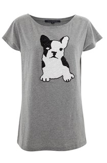 Bulldog T Sparkle Top