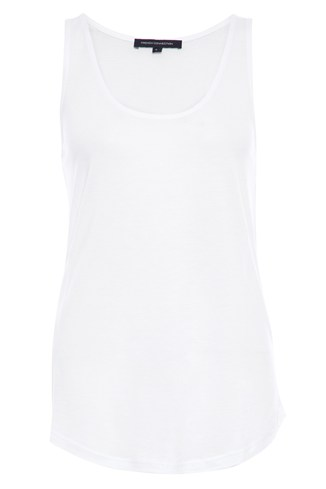 Gleam Jersey Vest Top