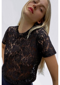 Yuki Lace Short Sleeve T-Shirt