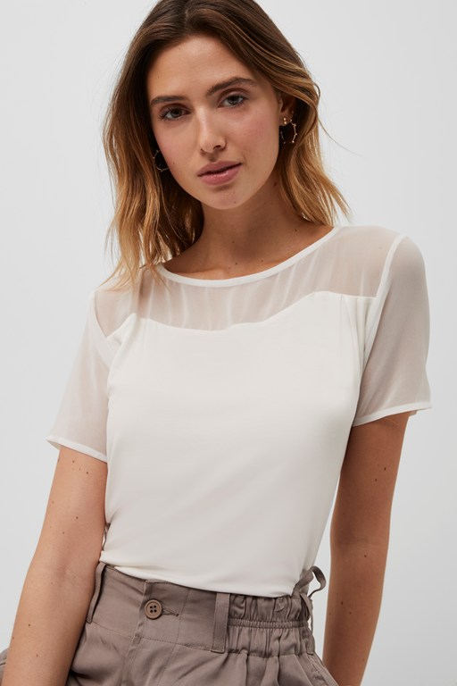 Complete the Look Tinah Modal Jersey Top