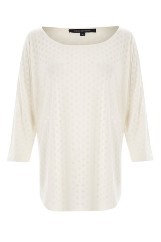 Summer Spot Batwing Top