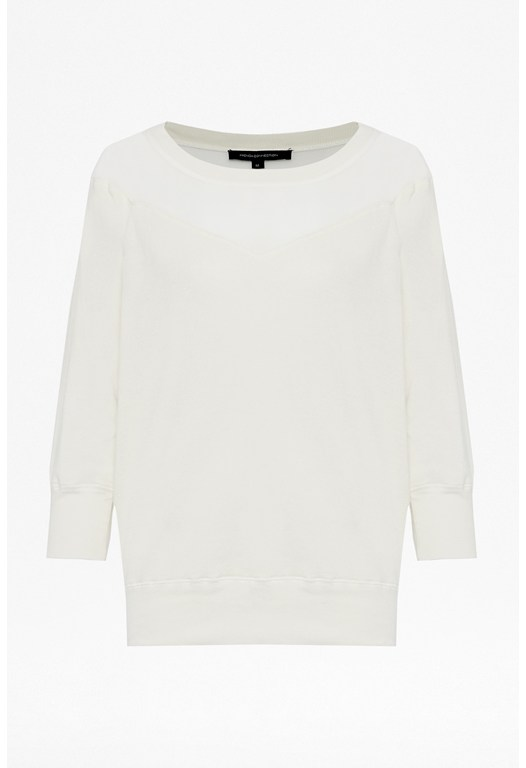 Ditton Panelled Sweater