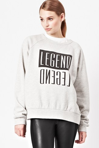 Legend Printed Sweatshirt