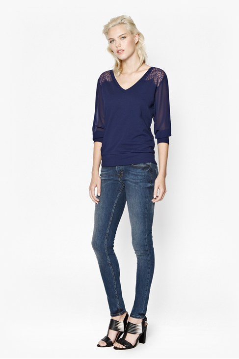Ditton Lace Sweater
